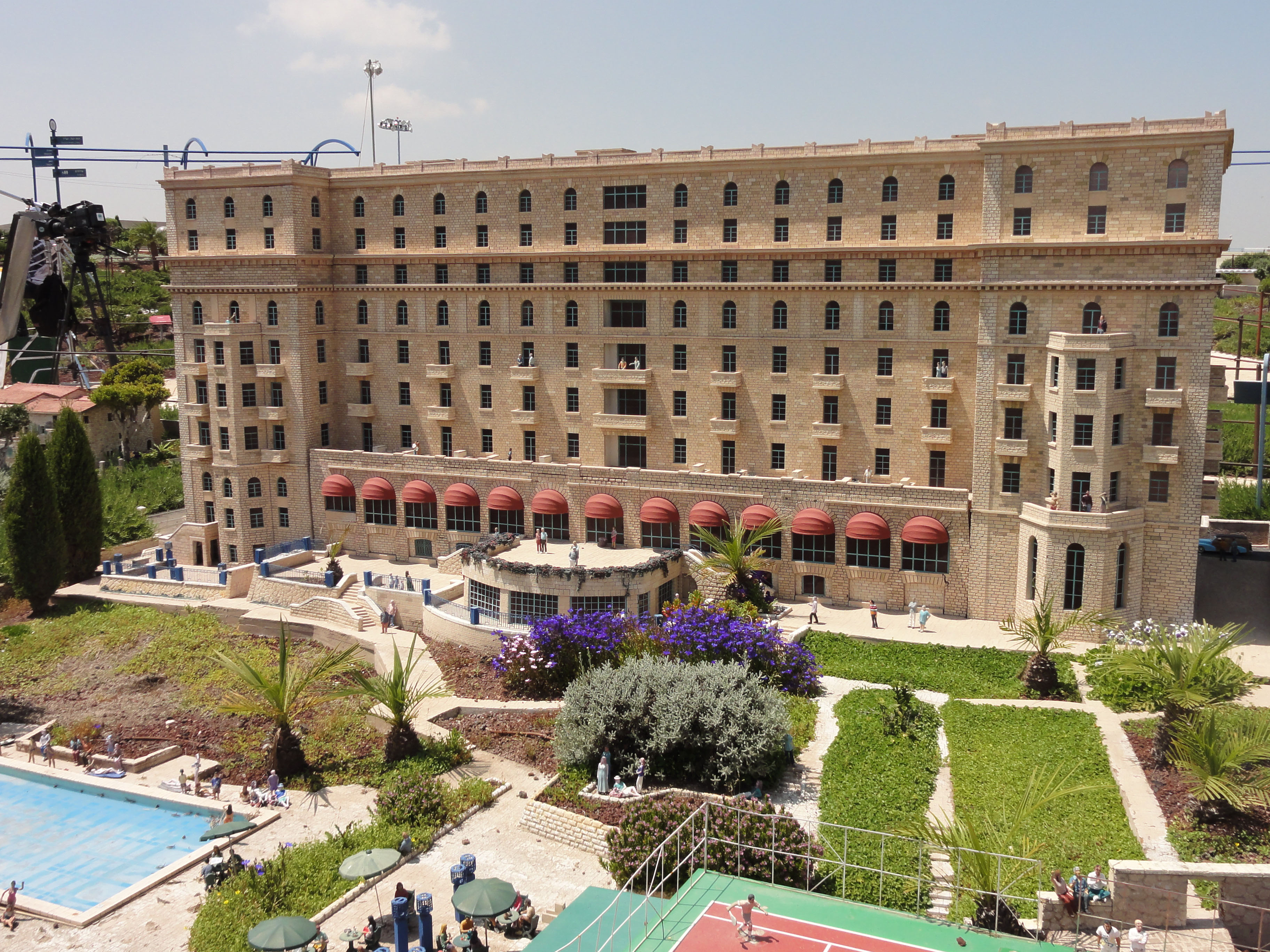 Image gallery king david hotel for Hotels jerusalem