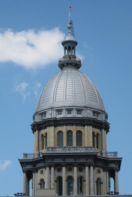 IMG 1784 - IL Statehouse Dome