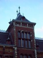 CIMG5324 - Central Rail Station, Amsterdam